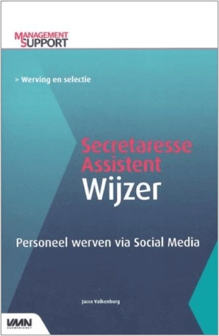 Boek personeel werven via social media