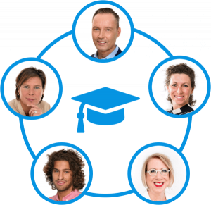 Recruiter University trainers